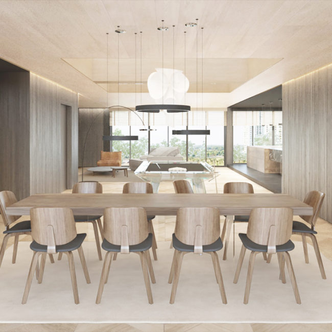 ecopark hanoi triplex housing scandinavian style, multiply office